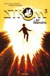 couverture Strom, Tome 3 : La 37ᵉ Prophétie