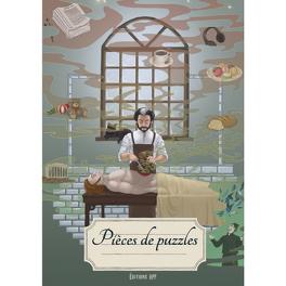 Couverture du livre : Pièces de puzzles