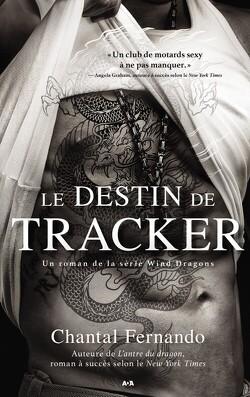 Couverture de Wind Dragons, Tome 3 : Le Destin de Tracker