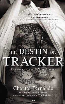 Couverture du livre : Wind Dragons, Tome 3 : Le Destin de Tracker