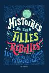 couverture Histoires du soir pour filles rebelles: 100 destins de femmes extraordinaires
