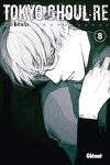 couverture Tokyo Ghoul:re, tome 8