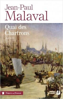 Couverture du livre : Quai des Chartrons