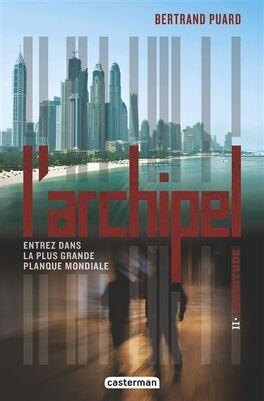 Couverture du livre : L'Archipel, Tome 2 : Longitude