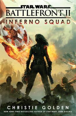 Couverture du livre : Battlefront: Inferno Squad