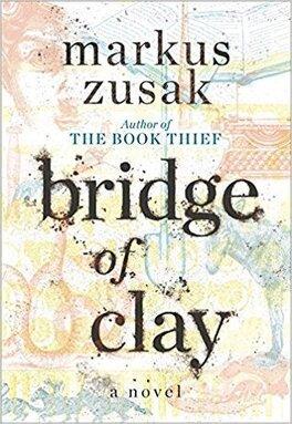Couverture du livre : Bridge of Clay