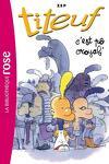 couverture Titeuf, tome 2 : C'est pô croyab'... (Roman)