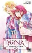 Yona, princesse de l'aube, Tome 26