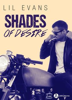 Couverture de Shades of Desire