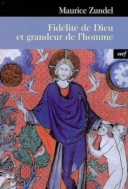 Couverture du livre : Fidélité de Dieu et grandeur de l'homme : retraite à Timadeuc