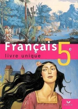Francais 5e Livre Unique Manuel Livre De Helene Potelet