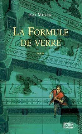 Couverture du livre : L'Histoire de Merle, Tome 3 : La Formule de verre