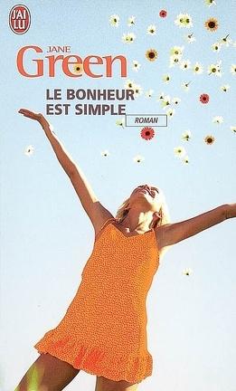 Couverture du livre : Le bonheur est simple