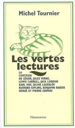 Couverture du livre : Les Vertes Lectures