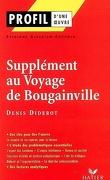 Profil – Denis Diderot : Supplément au voyage de Bougainville