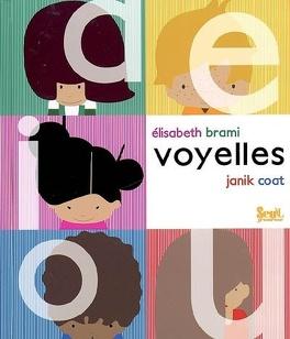 Couverture du livre : Voyelles