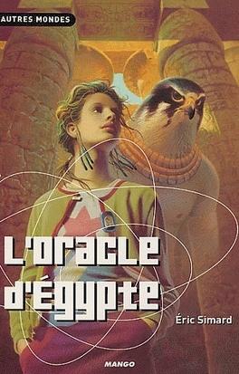 Couverture du livre : L'oracle d'Egypte