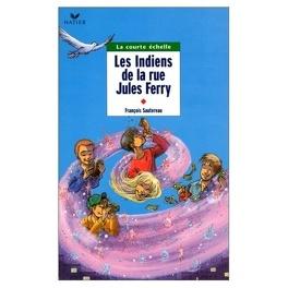 Couverture du livre : Les Indiens de la rue Jules Ferry