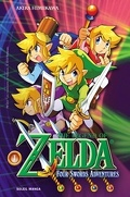 Zelda - Four Swords Adventures, tome 1