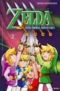 Zelda - Four Swords Adventures, tome 2