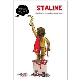 Couverture du livre : Staline