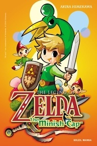 Couverture du livre : Zelda - The Minish Cap