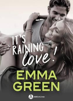 Couverture de It's Raining Love !