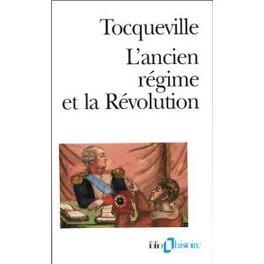 Couverture du livre : L'Ancien Régime et la Révolution
