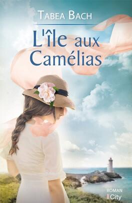 Couverture du livre : L'Île aux camélias