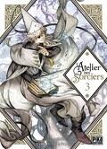 L'Atelier des sorciers, Tome 3
