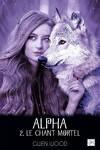 couverture Alpha, Tome 2 : Le chant mortel