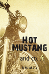 couverture Hot Mustang and co..., Tome 4