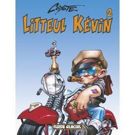 Couverture du livre : Litteul Kevin, tome 2 : Épique et sauvage