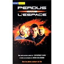 Couverture du livre : Perdus dans l'espace