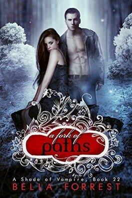 Couverture du livre : Une nuance de vampire, tome 22 : A fork of Paths