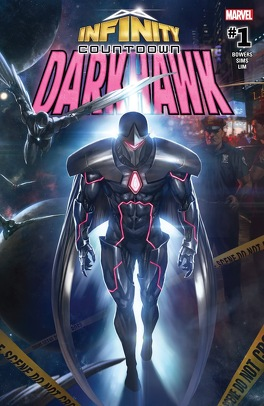 Couverture du livre : Infinity Countdown: Darkhawk #1