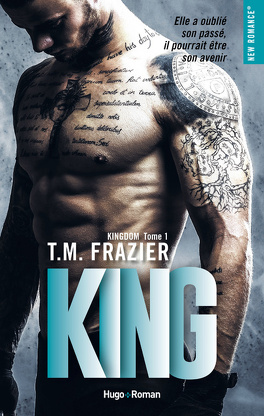 Couverture du livre : Kingdom, Tome 1 : King