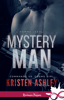 Couverture du livre : L'Homme idéal, Tome 1 : Mystery Man