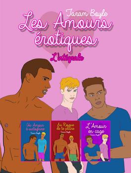 Couverture du livre : Les Amours érotiques