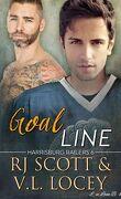 Harrisburg Railers, Tome 6 : Goal Line