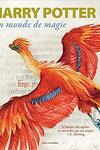 couverture Harry Potter, un monde de magie