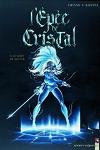 couverture L'Epée de Cristal, Tome 5 : Le goût de Sulfur