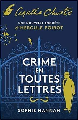 Couverture du livre : Crime en toutes lettres