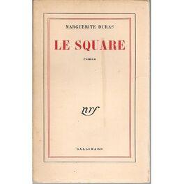 Couverture du livre : Le Square