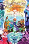 couverture Le Pays des contes, Tome 6 : La Collision des mondes