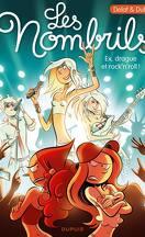 Les Nombrils, Tome 8 : Ex, drague et rock'n'roll !