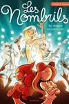 couverture Les Nombrils, Tome 8 : Ex, drague et rock'n'roll !