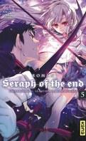 Seraph of the End : Glenn Ichinose, la catastrophe de ses 16 ans, Tome 5