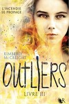 couverture The Outliers, Tome 3 : The Collide
