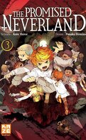 The Promised Neverland, Tome 3 : En éclats
